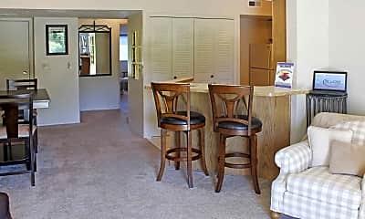 Living Room, Green Ridge, 1