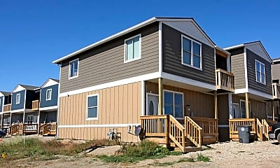 Building, Pine Ridge Townhomes, 1