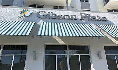Gibson Plaza, 1