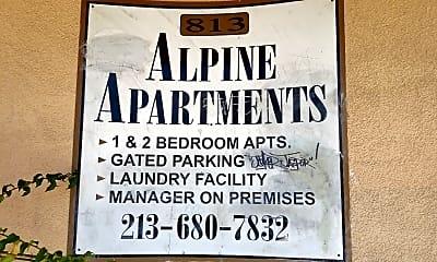 Alpine, 1