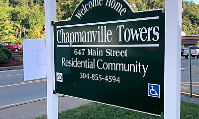 Chapmanville Towers, 1