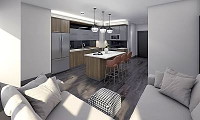 Kitchen, 20 S Clark St, 1