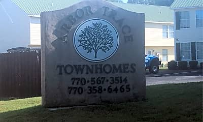 Arbor Trace Townhomes, 1