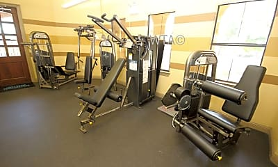 Fitness Weight Room, 20614 Stone Oak Parkway, 1