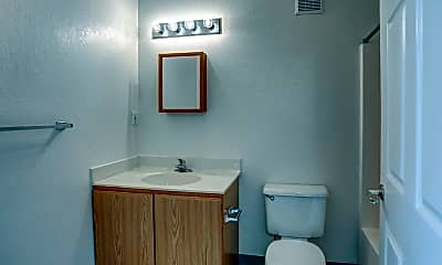 Bathroom, Oaks of River Bend, The, 2