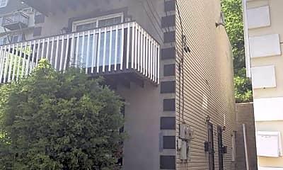 Building, 295 Park Ave 1, 2