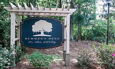 Community Signage, Summer's Bend, 2
