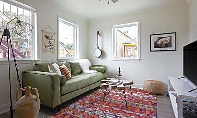 Living Room, 2200 Oretha Castle Haley Blvd, 0