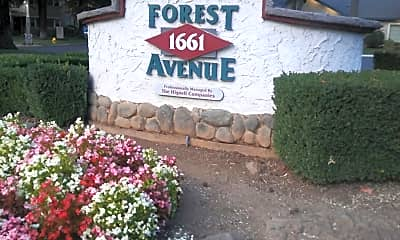 1661 Forest Avenue Apartments, 1