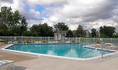 Pool, Riverview Crossing, 2