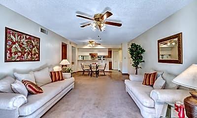 Living Room, Lemon & Pear Tree, 1
