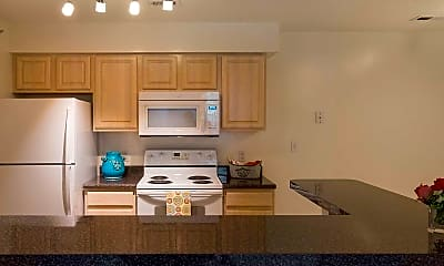 Kitchen, The Preserve Apartments, 2