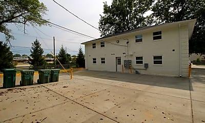 Building, 2403 Hermitage Way, 2