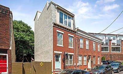 Building, 2609 Catharine St, 2