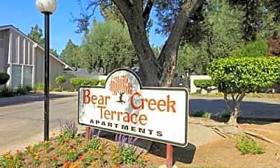 Bear Creek Manor & Terrace Apartments, 1