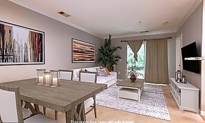 Dining Room, 4522 Superior Square, 1