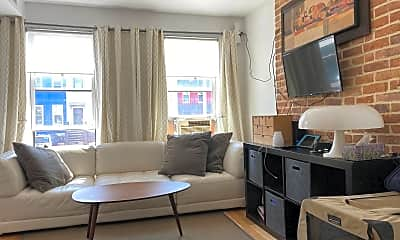 Living Room, 187 11th St, 1