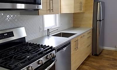 Kitchen, 97 Elm Ave 1R, 1