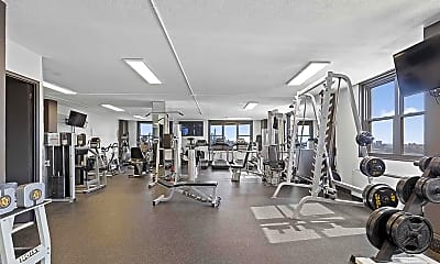 Fitness Weight Room, 380 Mountain Rd 1901, 2