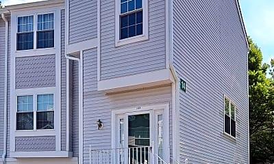 Building, 1408 Norwood Way, 1