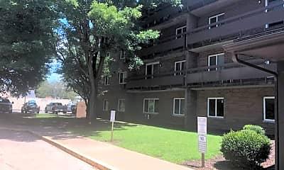 Building, Riverside Manor Apartments, 0