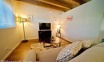 Living Room, 1926 Ivy St, 1