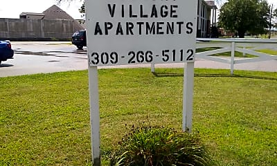 COUNTRY VILLAGE APTS, 1