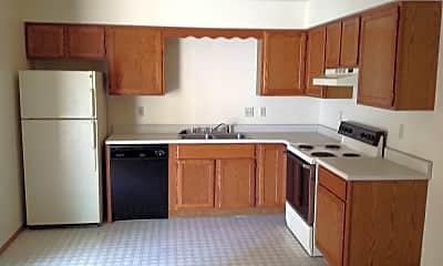 Kitchen, 2345 Clover St, 1