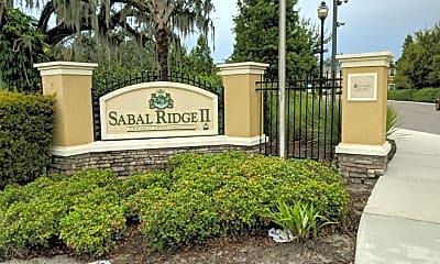 Sabal Ridge II, 1