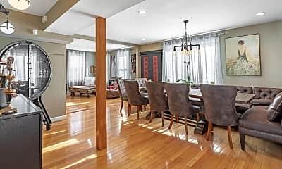 Dining Room, 709 Hammond St, 1