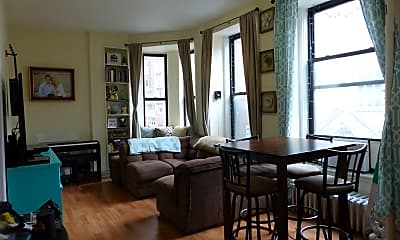 Living Room, 560 West End Ave, 0