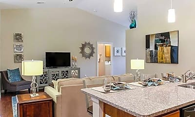 Living Room, Redwood Union Township, 1