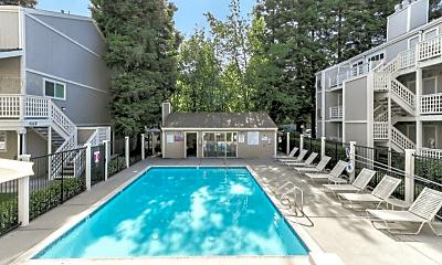Pool, 2721 Oak Rd, 1