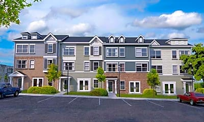 Building, Knox Ridge, 0