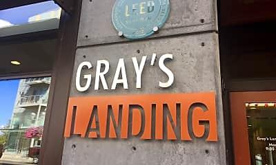 Gray's Landing, 1