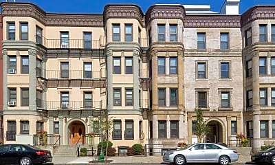 Building, Westland Avenue Apartments, 0