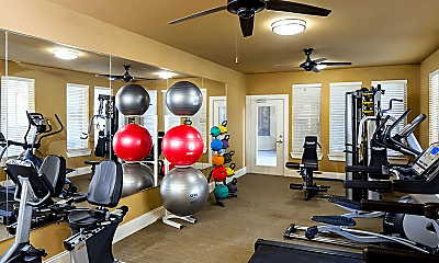 Fitness Weight Room, 4250 Old Decatur Rd, 1
