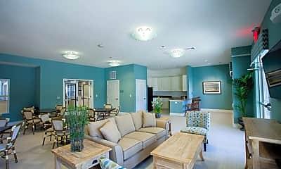 Living Room, Birchwood at Waretown, 1