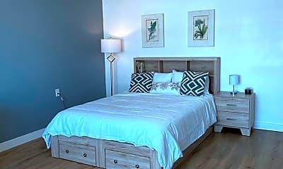 Bedroom, 2218-2222 Torrance Blvd, 1
