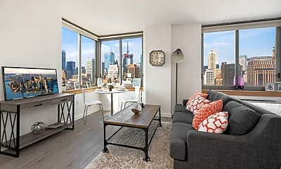 Living Room, 35 W 33rd St 4-A, 0
