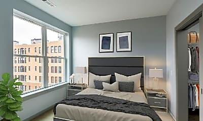 Bedroom, 100 Mathewson St, 1