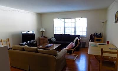 Living Room, 104 Lake Shore Rd, 2
