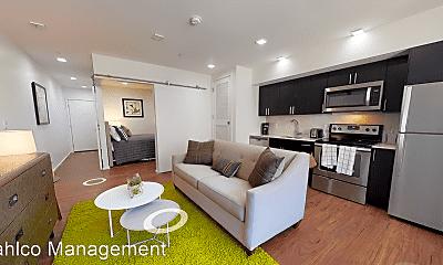 Living Room, 9 E Mt Royal Ave, 0