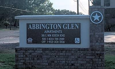 Abbington Glen of Nash, 1