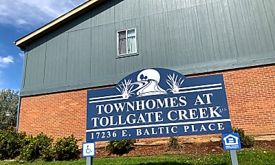 Tollgate Creek, 1