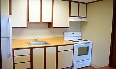 Kitchen, Briarcliff, 2