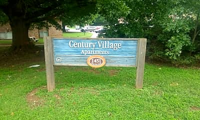 Century Village Apartments, 1
