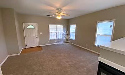 Living Room, 1612 Kay St, 1