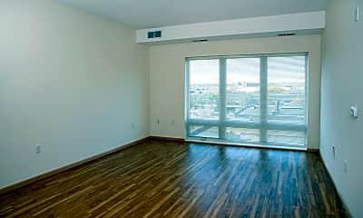 Living Room, 800 N 3rd St 521, 1