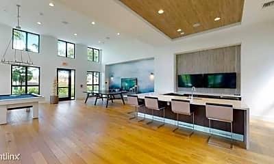 Living Room, 1270 S Pine Island Rd, 2